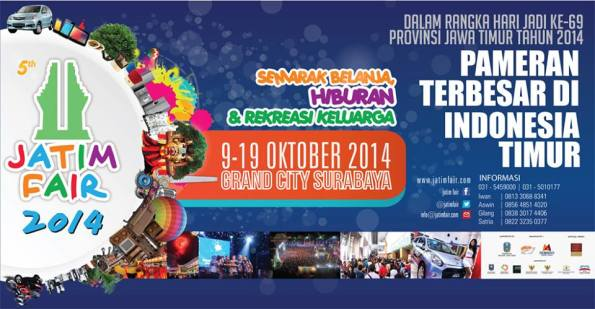 Jatim Fair 2014