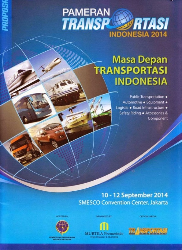 Pameran Transportasi indonesia 2014