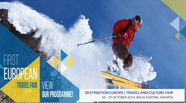 DESTINATION EUROPE -TRAVEL AND CULTURE FAIR 2014
