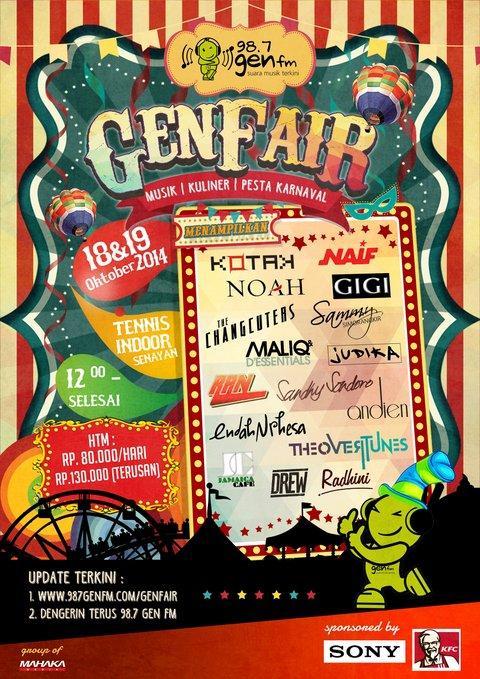 GenFair 2014