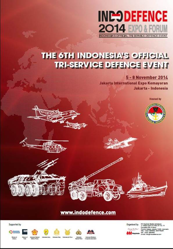 INDO DEFENCE 2014