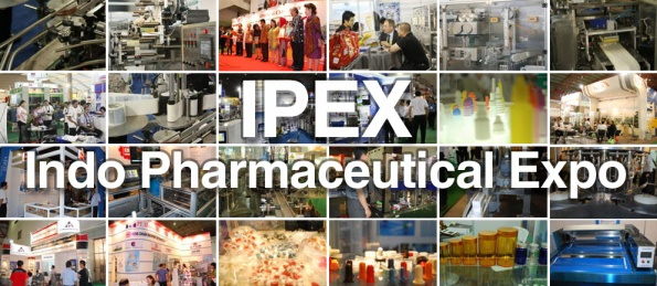 Indo Pharmaceutical Expo 2014