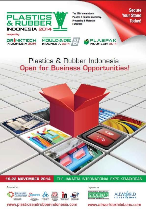 Rubber & Plastics Indonesia 2014