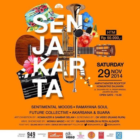Senjakarta 2014