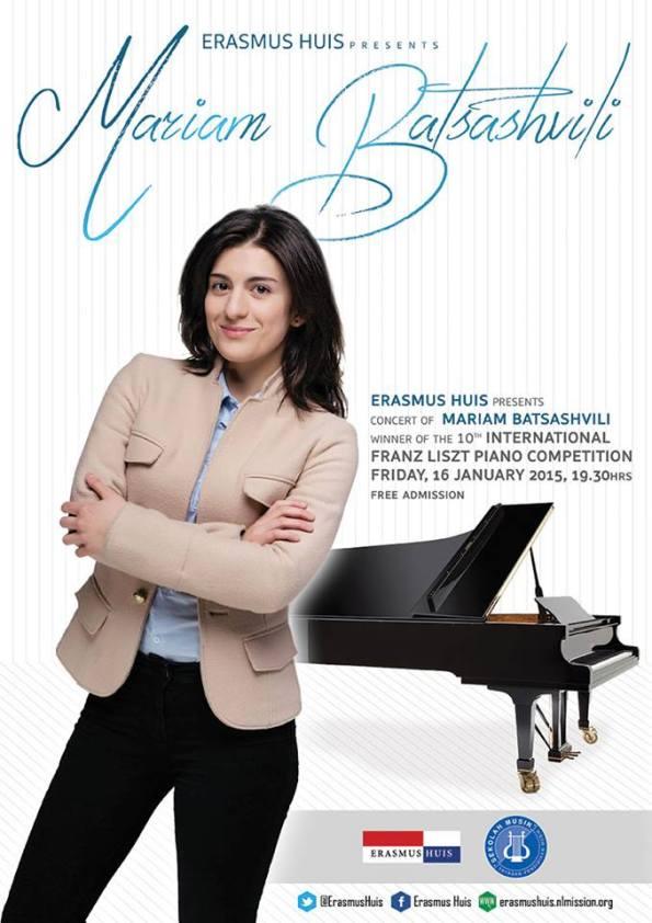 Concert Mariam Batsashvili