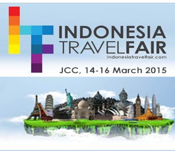 Indonesia Travel Fair (ITF) 2015