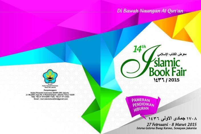 Islamic Book Fair 2015 – Jakarta