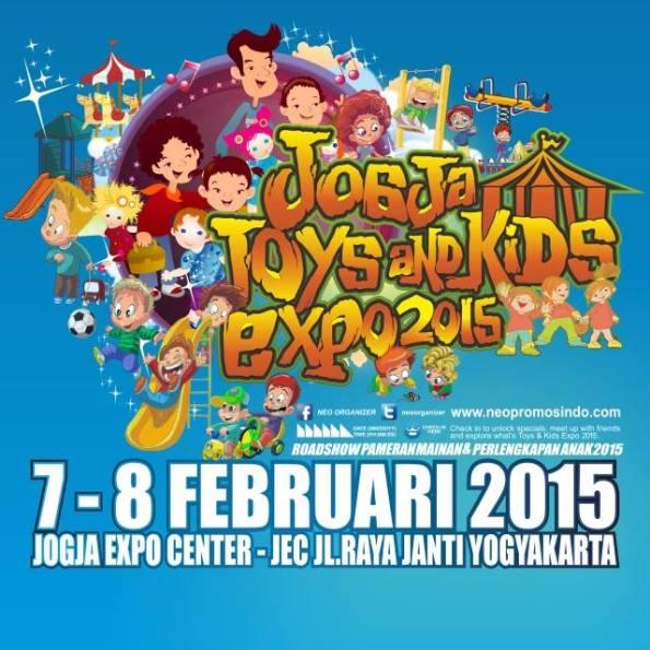 Jogja Toys & Kids Expo 2015