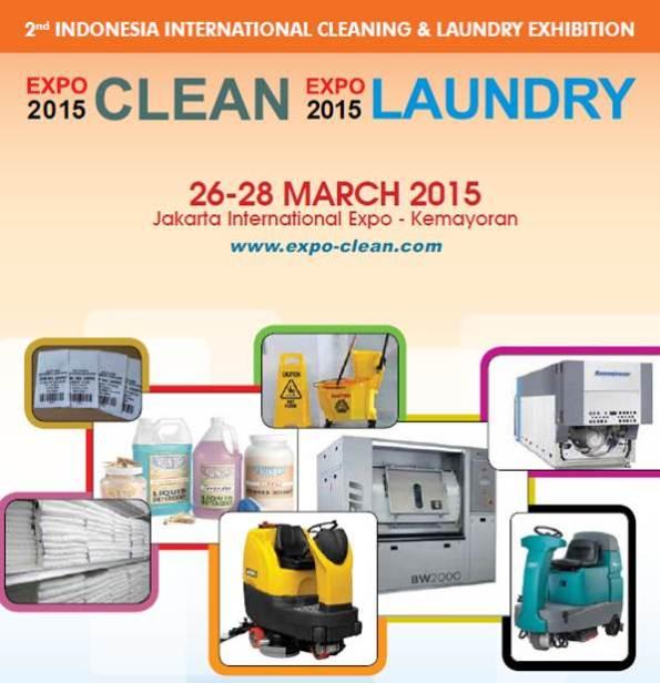 Expo Clean & Expo Laundry 2015