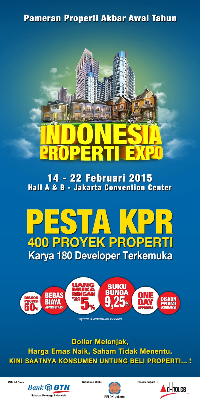 Indonesia Property Expo 2015