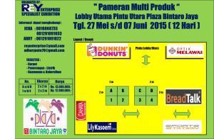 layout - mall plaza bintaro mey-jun 2015
