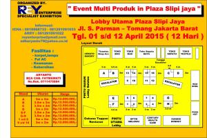 layout slipi jaya 2015 april