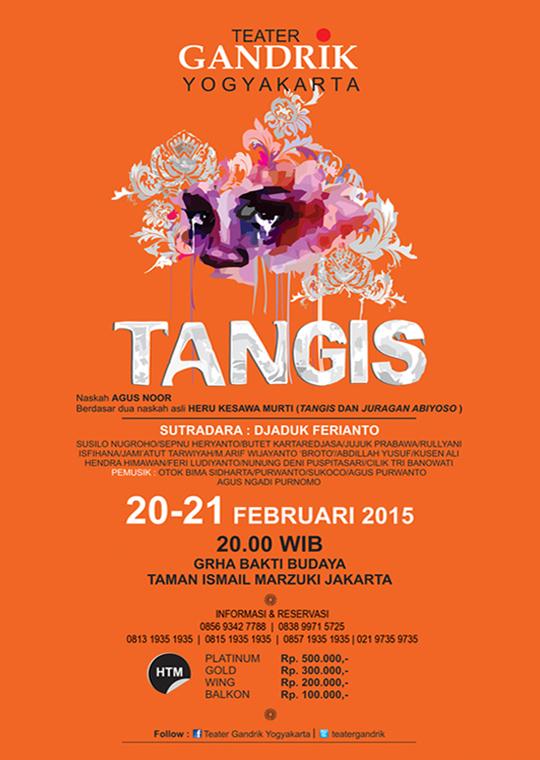 Teater Gandrik 2015 - Tangis