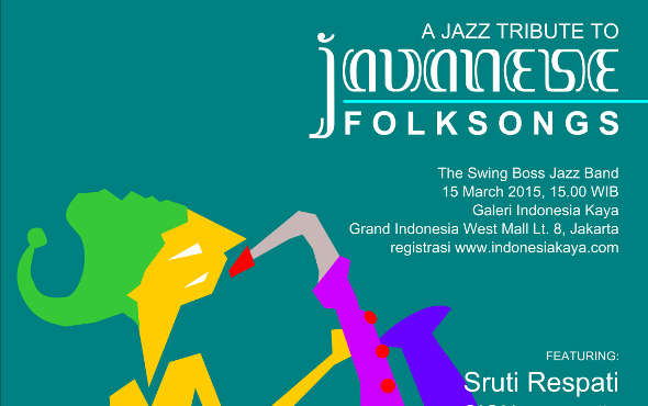 A Jazz Tribute to Javanese Folksongs
