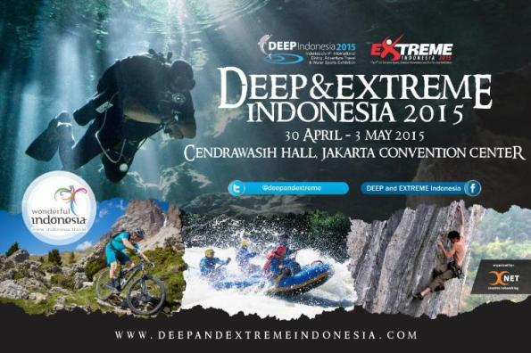 DEEP and EXTREME Indonesia 2015