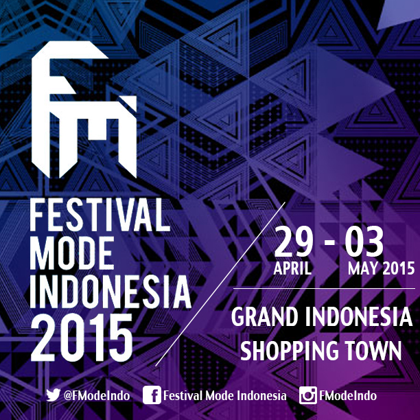 Festival Mode Indonesia 2015