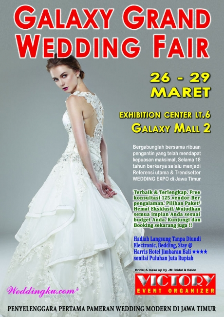 Galaxy Grand Wedding Fair 2015