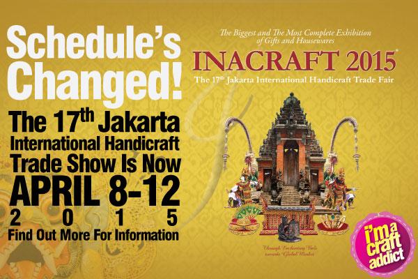 Produk Kerajinan Informasi Pameran Event Dan Bazaar Indonesia