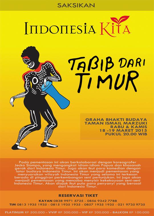 Indonesia Kita - TABIB DARI TIMUR