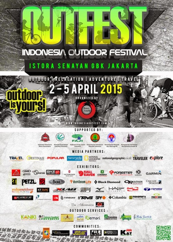 Indonesia Outdoor Festival 2015