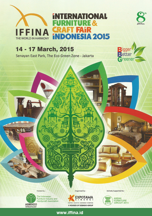 International Furniture & Craft Fair Indonesia (IFFINA) 2015