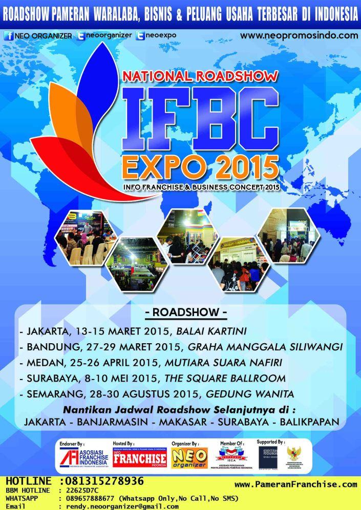 Jakarta Franchise Expo 2015