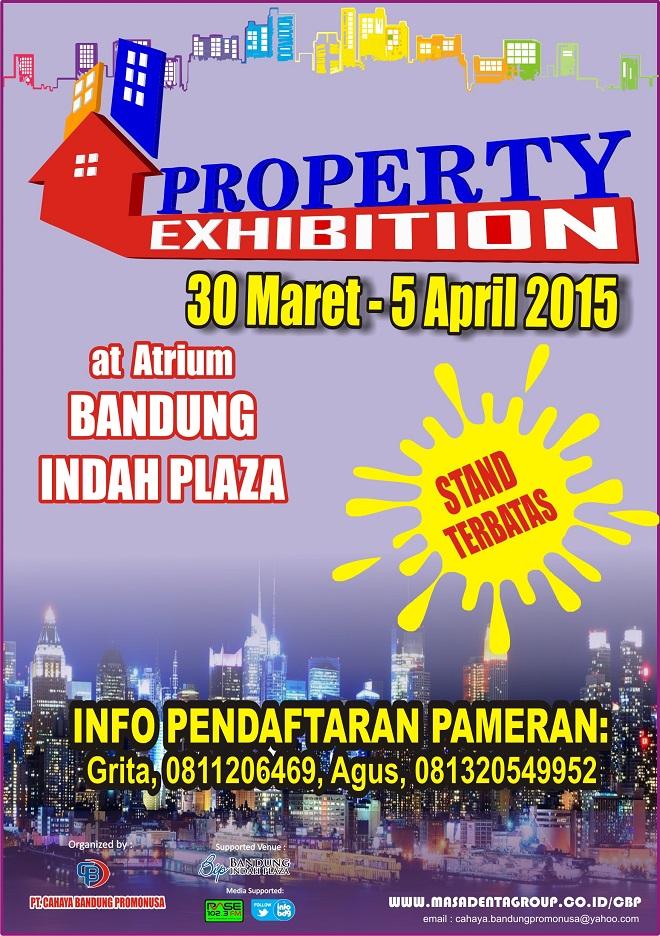 Property Exhibition 2015 – Bandung