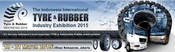 tyre & Rubber indonesia 2015