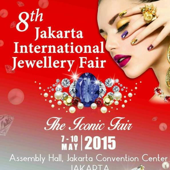 8TH JAKARTA INTERNATIONAL JEWELLERY FAIR 2015