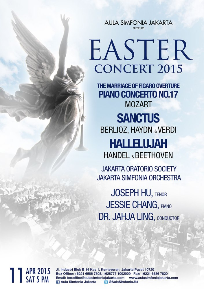 Easter Concert 2015