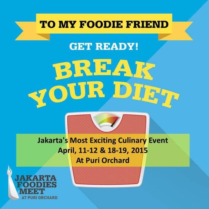 Jakarta Foodies 2015 (Jakfoodies 2015)