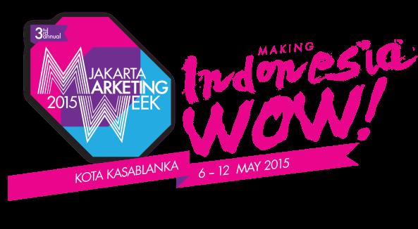 Jakarta Marketing Week 2015