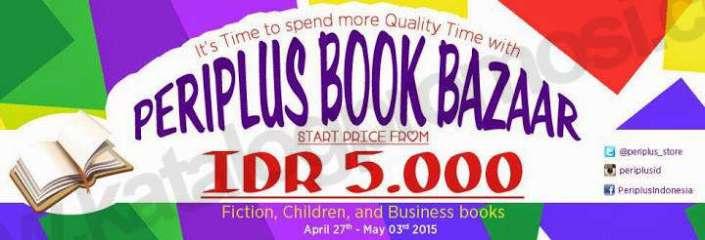 PERIPLUS BOOK BAZAAR 2015