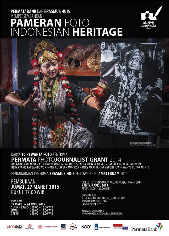Photo Exhibition Indonesian Heritage 2015