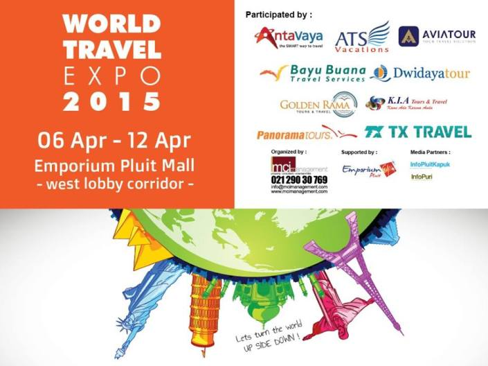 World Travel Expo 2015 – Emporium Pluit Mall