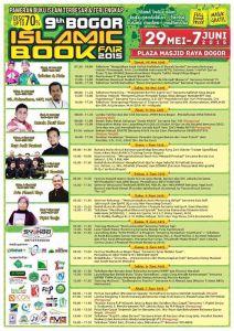 9th BOGOR ISLAMIC BOOK FAIR 2015