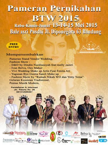 Bandung Tradisional Wedding 2015