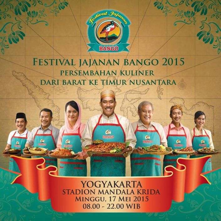 Festival Jajanan Bango 2015 - Yogyakarta