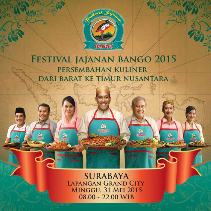festival jajanan bango Mei 2015 surabaya