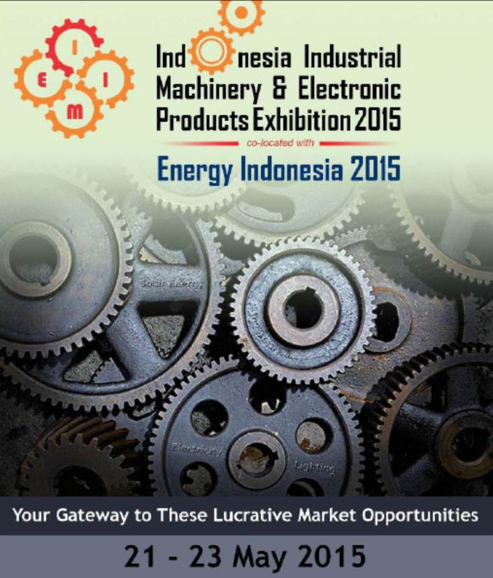 Indonesia Industrial Machinery and Electronic Products & Energy Indonesia 2015 (IIME 2015)