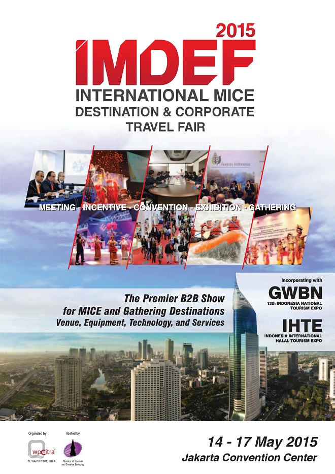 International MICE & Corporate Travel Destinations Fair (IMDEF) Expo 2015