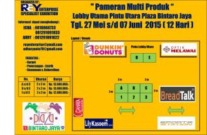 layout - mall plaza bintaro2 mey-juni 2015