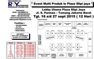 layout slipi jaya 2015 sept
