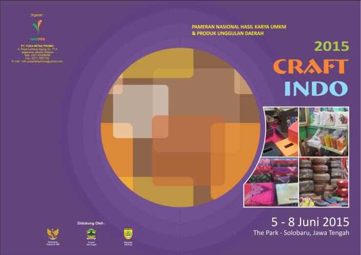 Pameran CRAFT INDO 2015