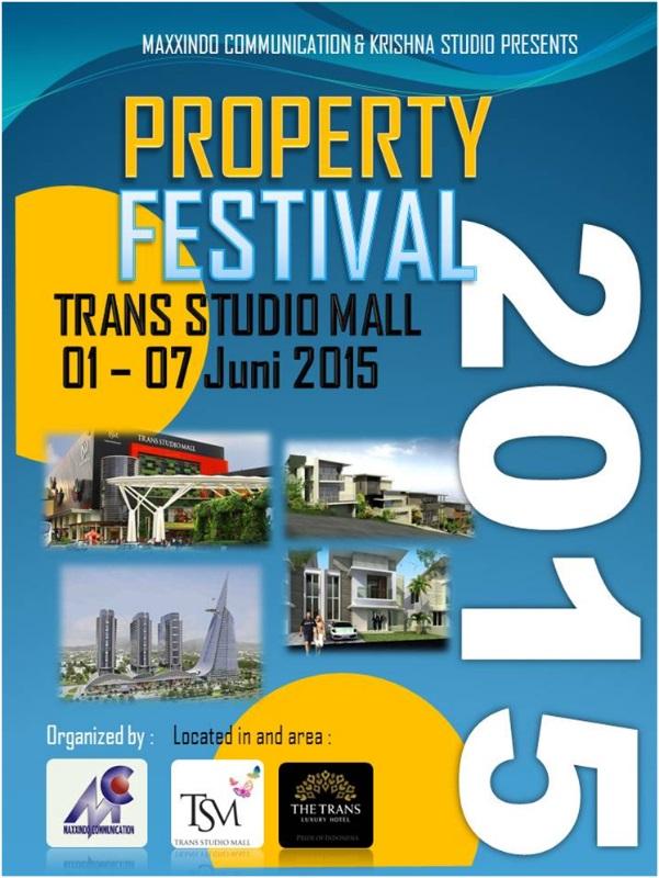 Property Festival 2015 Bandung @ Trans Studio Mall