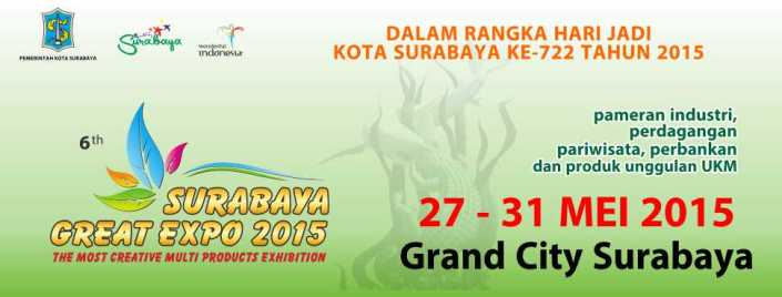 Surabaya Great Expo 2015