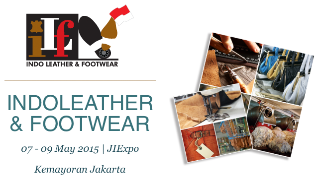 The 10th Indoleather & Footwear Expo 2015