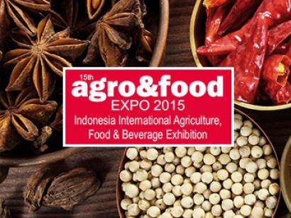 The 15th Agro & Food Expo 2015