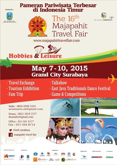 The 16th Majapahit Travel Fair 2015