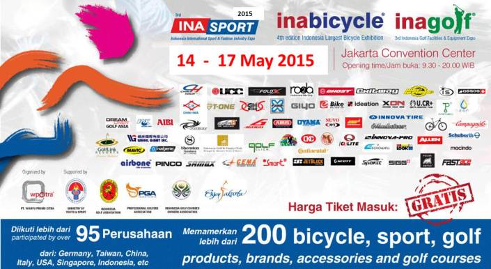 The 5th Inasport and Inabicycle 2015